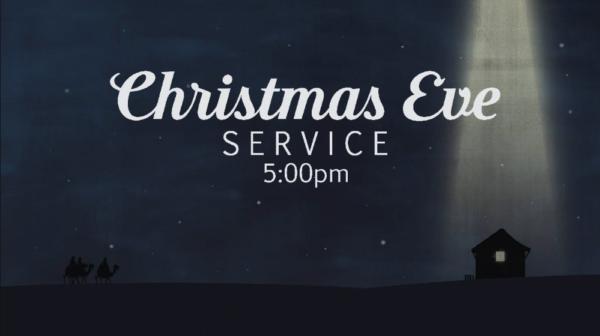 Christmas Eve Service - Amelia Baptist Church
