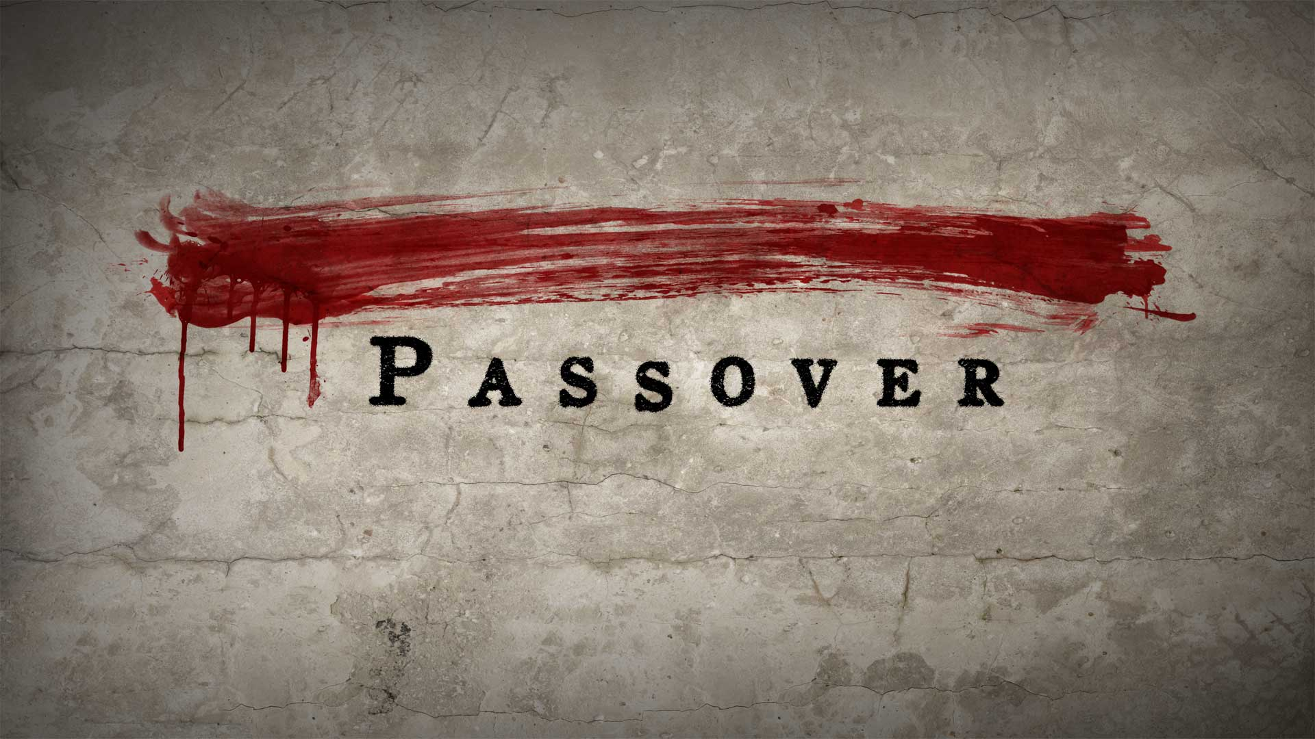 When Passover Meets Holy Week!